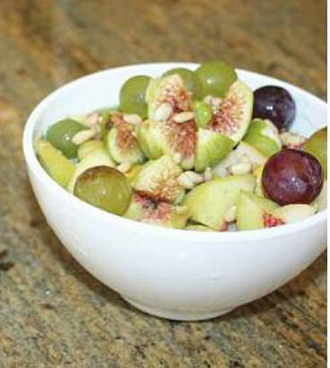crème Budwig à la Crème complète de fruits