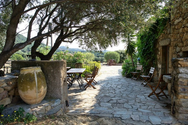 Stages Vitalité & Bien-être en Corse – octobre 2016