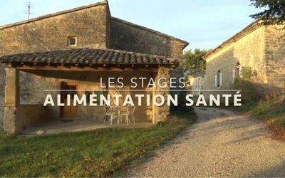 Film de présentation Stage Alimentation-Santé