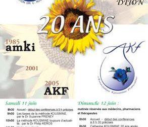 Rencontres Kousmine 2005