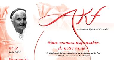 Revue AKF n°2 (Juin 2004)