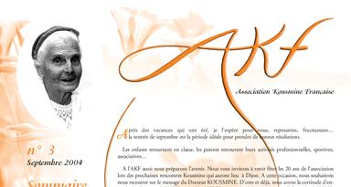 Revue AKF n°3 (Septembre 2004)