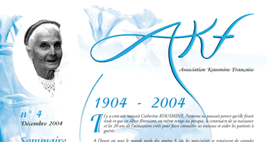 Revue AKF n°4 (Décembre 2004)