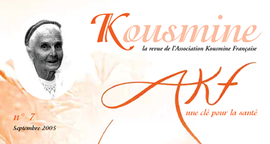 Revue AKF n°7 (Septembre 2005)