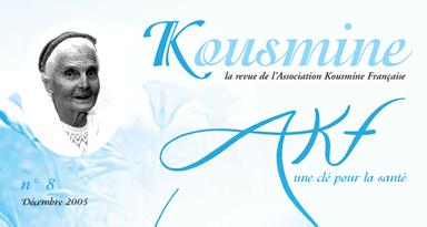 Revue AKF n°8 (Décembre 2005)