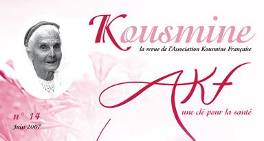Revue AKF n°14 (Juin 2007)