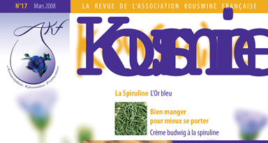 Revue AKF n°17 (Mars 2008)