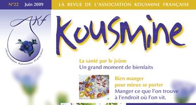 Revue AKF n°22 (Juin 2009)