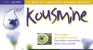 Revue AKF n°26 (Juin 2010)