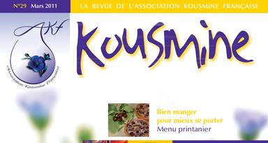 Revue AKF n°29 (Mars 2011)
