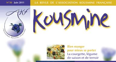 Revue AKF n°30 (Juin 2011)