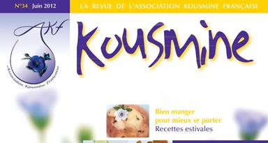 Revue AKF n°34 (Juin 2012)