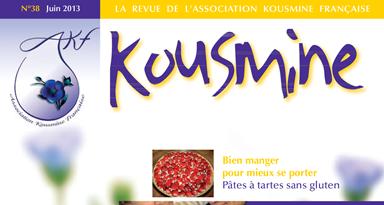Revue AKF n°38 (Juin 2013)
