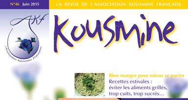 Revue AKF n°46 (Juin 2015)