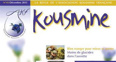 Revue AKF n°48 (Décembre 2015)