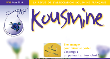 Revue AKF n°49 (Mars 2016)