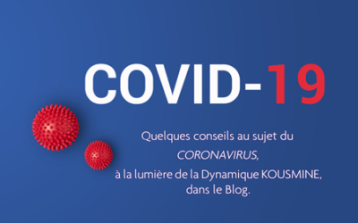 Quelques conseils au sujet du coronavirus