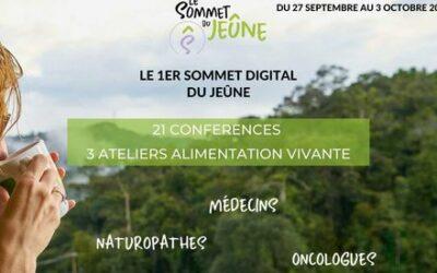 1er Sommet Digital du Jeûne